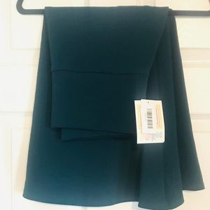 LuLaRoe dark blue/teal azure skirt